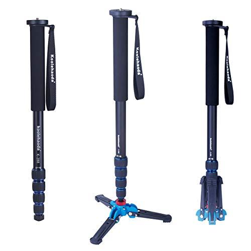 Koolehaoda-Professional-65-pouces-Monopode-en-aluminium-pour-appareil-photo-avec-base-de-support-de-trepied-pliable-0