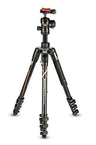 Manfrotto-Befree-Advanced-Kit-Trepied-Support-Smartphone-et-Telephone-Stabilisateur-avec-Rotule-Photo-Compatible-avec-les-Appareils-Photo-Sony-Alpha7-et-Alpha9-klevier-en-Aluminium-0
