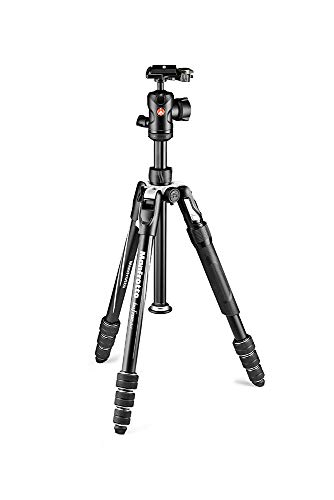 Manfrotto-MKBFRTA4B-BHM-Befree-Advanced-2-en-1-Trepied-de-Voyage-Fermeture-Twist-MLock-Mono-Pied-inclus-Rotule-Ball-pour-Canon-Nikon-Sony-Reflex-Compact-Hybride-Charge-Max-8kg-Aluminium-0
