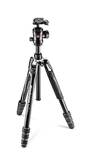 Manfrotto-MKBFRTA4GT-BH-Befree-Advanced-GT-Trepied-de-Voyage-Fermeture-Twist-MLock-Rotule-Ball-pour-Canon-Nikon-Sony-Reflex-Compact-Hybride-Charge-Max-10kg-Sac-inclus-Aluminium-Noir-0