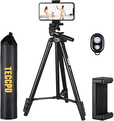 Trpied-Trpied-Portable-TECCPO-Flexible-360–Bluetooth-Support-De-Tlphone-Trpied-Dappareil-Photo-Trpied-De-Niveau-Laser-Extensible-Jusqu-135-M-Capacit-De-Poids-Max-3-Kg-PMLT01H-0